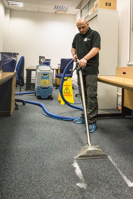 Proficient cleaning service